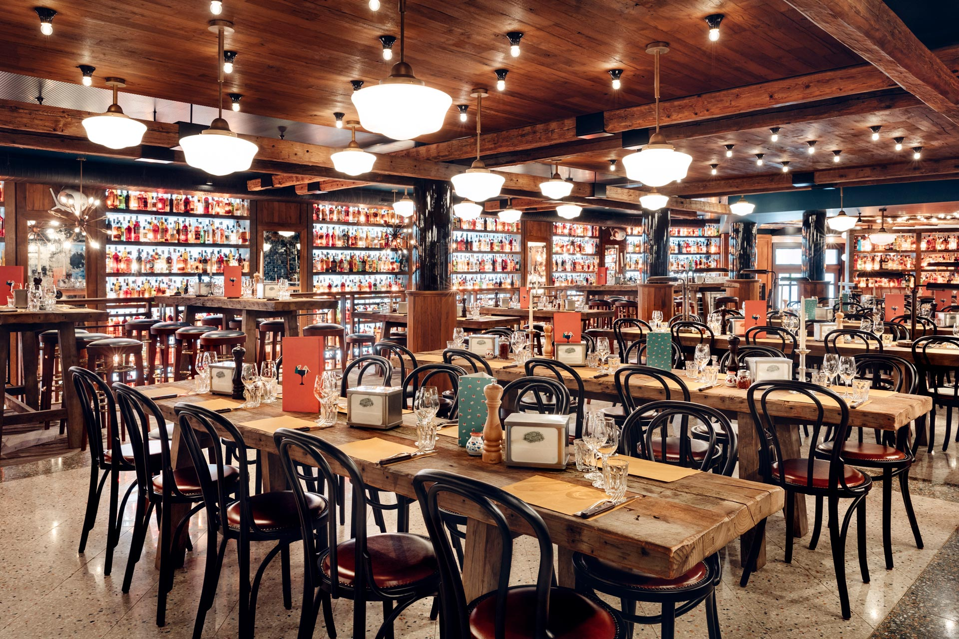 Restaurant Papa Paris