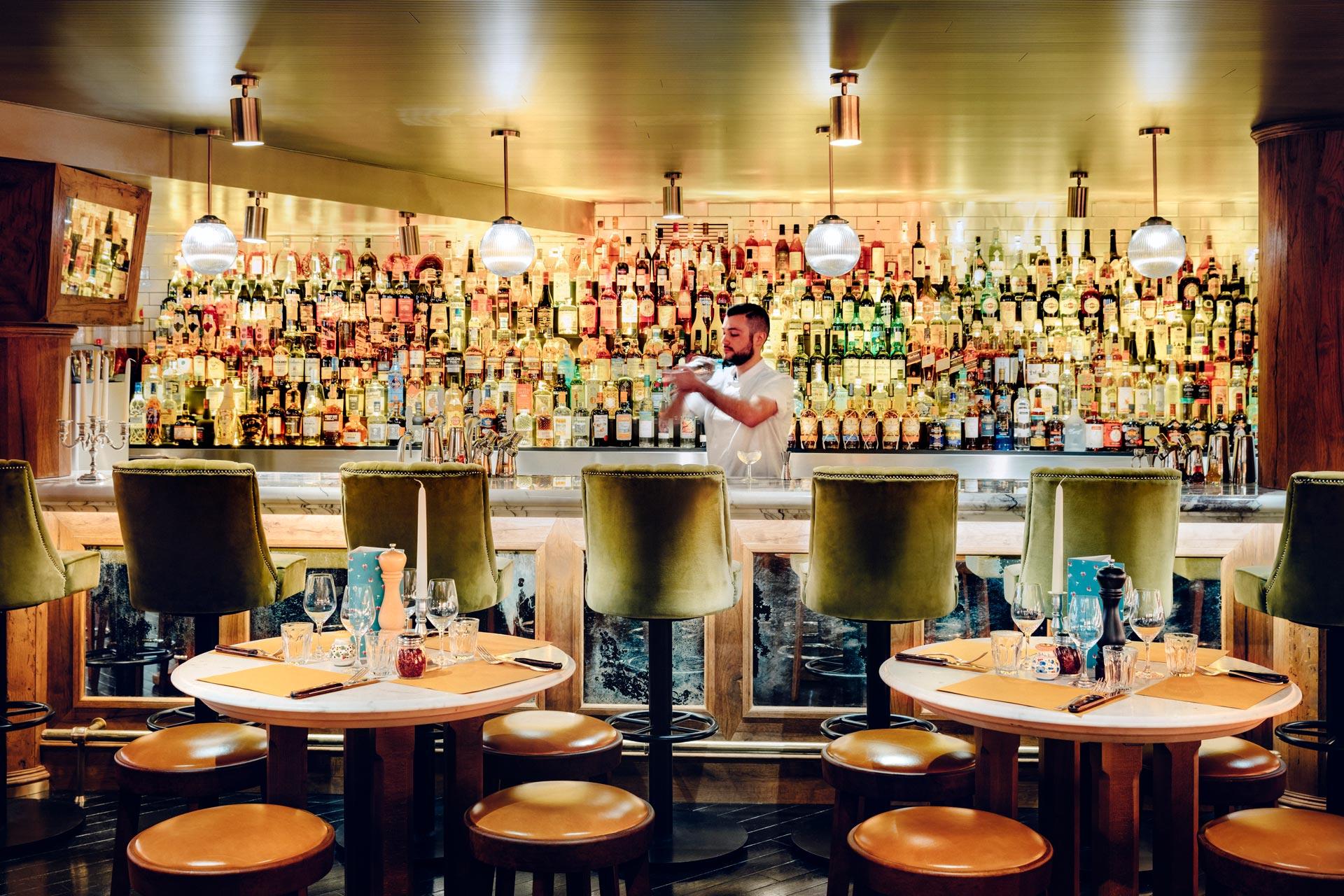 Restaurant La Fourchette Paris