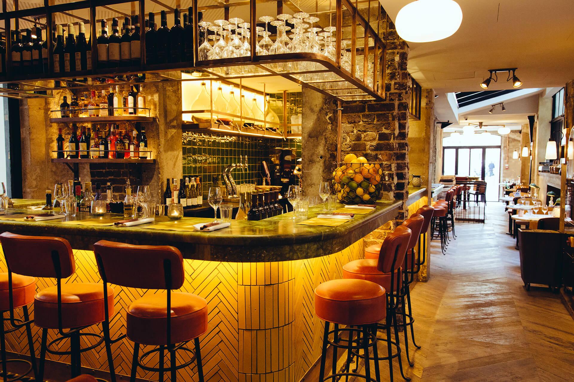Mamma Restaurant Italien Paris