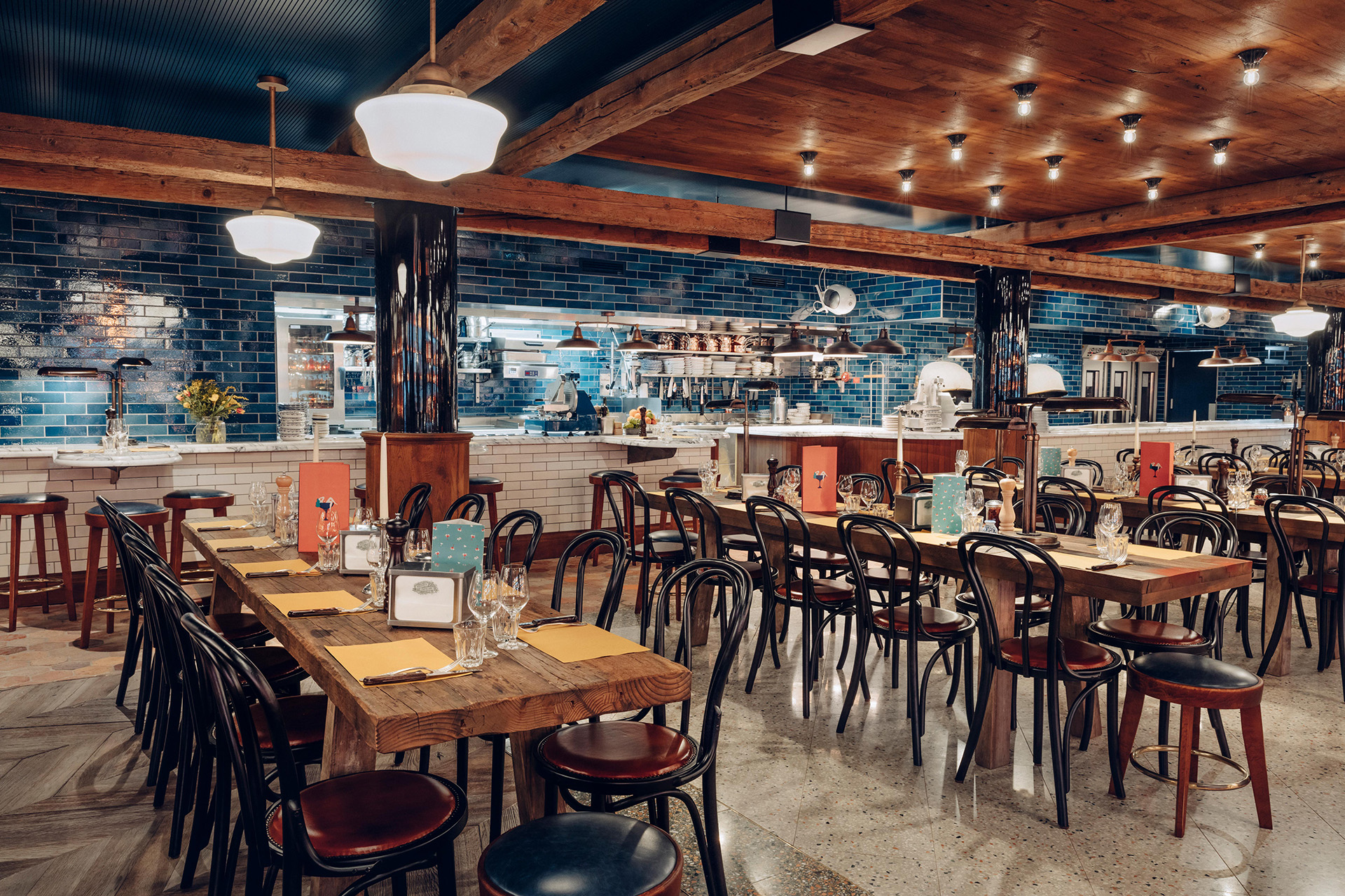 Rue Reaumur Restaurant Italien
