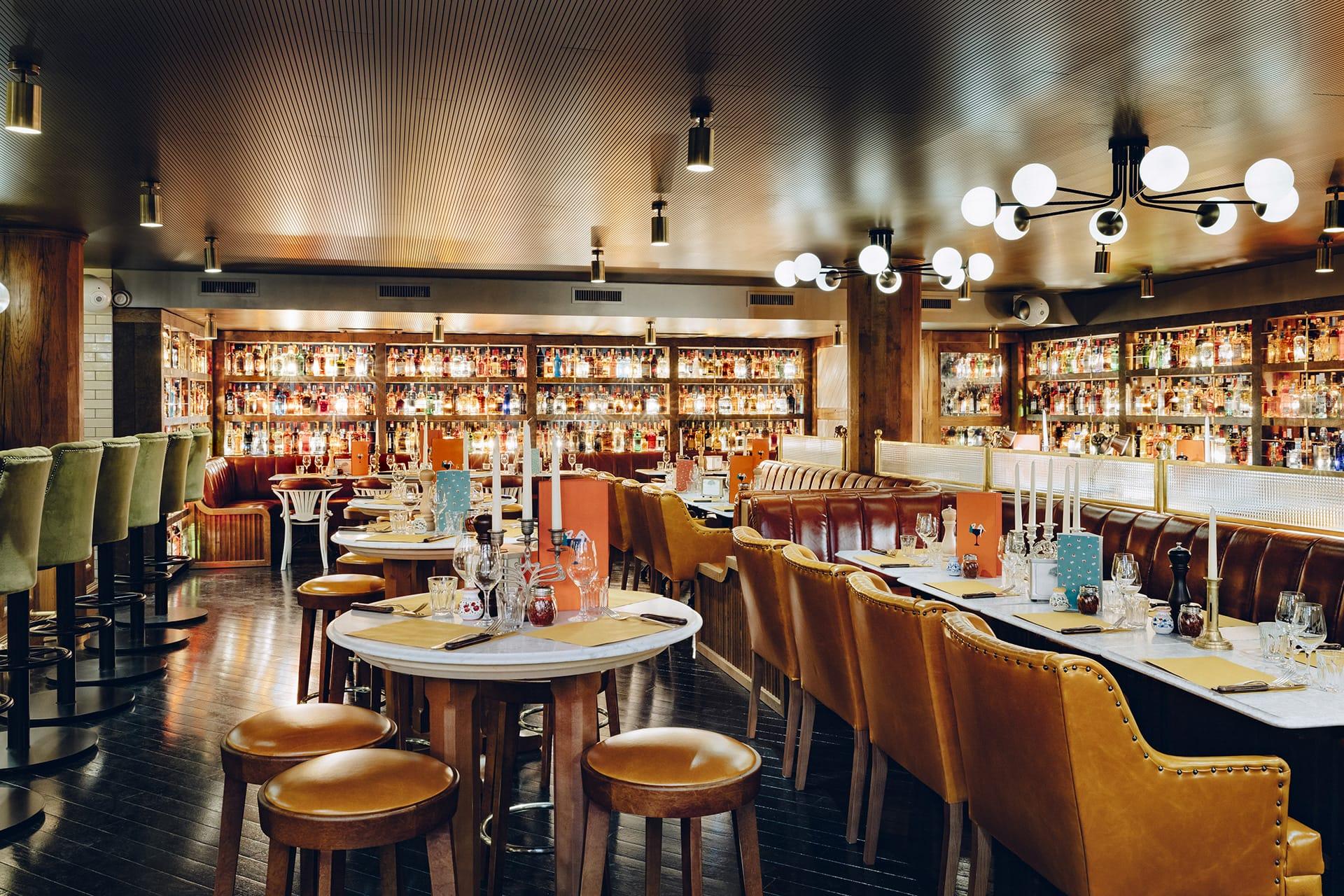 Caf Ef Bf Bd Bar Luxe Paris